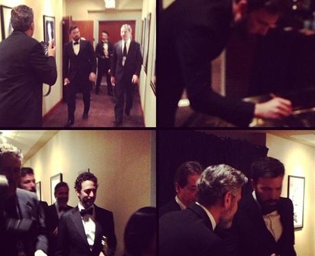 Oscars 2013: Through The Stars' Eyes