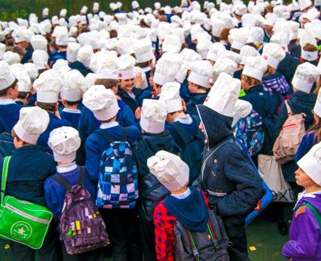 Chef's Hats World Record