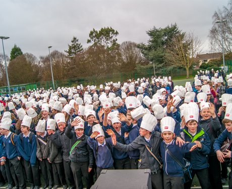 Chef's Hats World Record