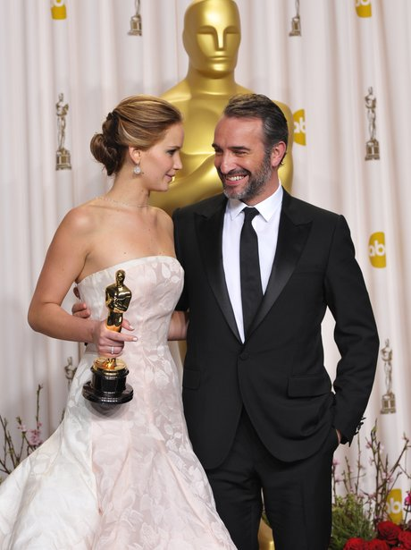 Couples at the oscars 2013