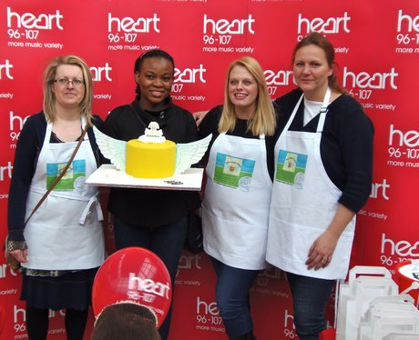 Heart's Pop Up Cake Shop At The Centre MK