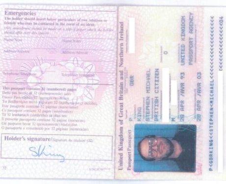 Maher's Genuine Passport