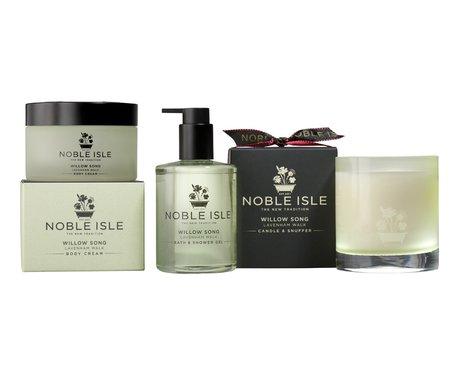 noble isle skincare