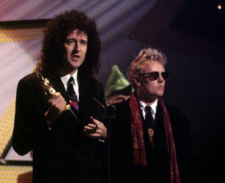 Queen BRIT Awards 1992