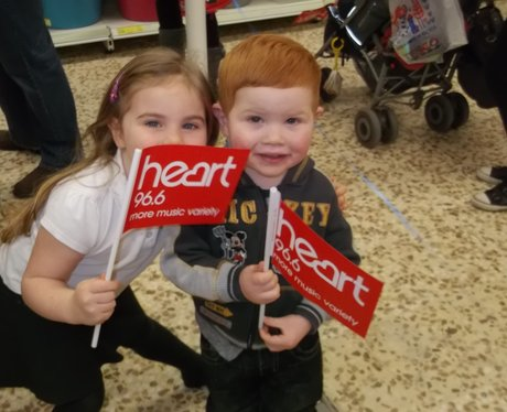Snaps from Tesco Watford