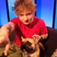 Image 4: Ed Sheeran with a dog