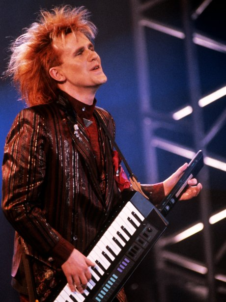 Celebrities where are they now with Howard Jones