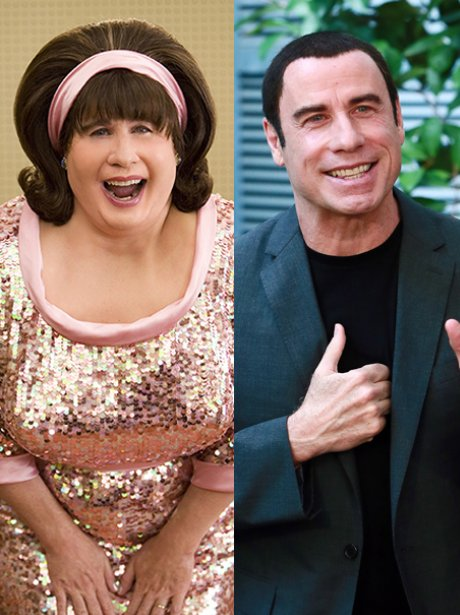John Travolta in Hairspray