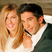 Image 2: Rachel and Ross smiling