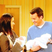 Image 9: Monica and Chandler with the twins