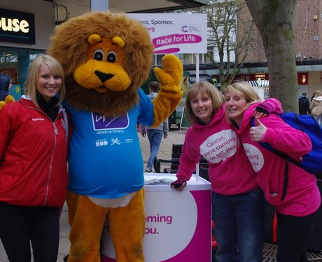 Race for Life Launch Coventry