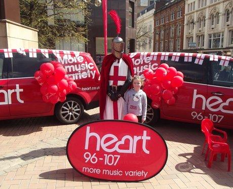 St George's Day Celebrations Birmingham
