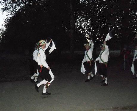 May Day Morris Dancing