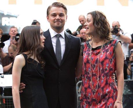 Leonardo DiCaprio' ladies