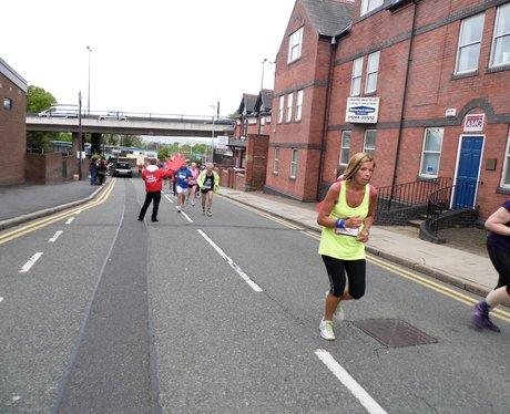 Chester Half Marathon 2013