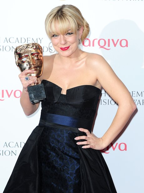 Sheridan Smith TV BAFTAs 2013