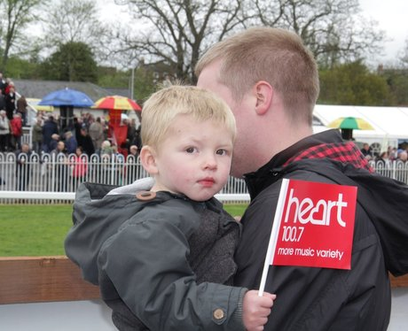 Worcester Racecourse Family Day