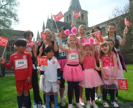 Rochester Race For Life - Pre Race