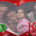 Image 9: David Beckham and Harper on KissCam