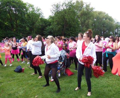 Heart Angels Loving Windsor Race for Life