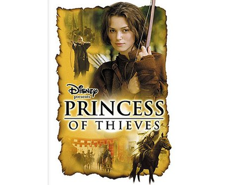 Kiera Knightly in 'Princess of Thieves