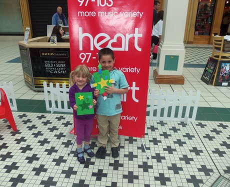 Father's Day at the Mall Camberley
