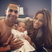 Image 1: Marvin and Rochelle with their baby girl