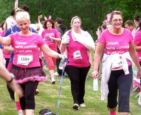 Race Pics From Welwyn & Hatfield Race For Life