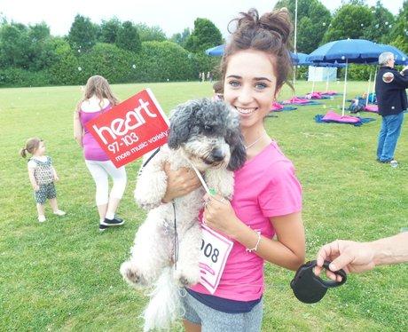 Fancy Dress - Basingstoke Race for Life 19/06/2013