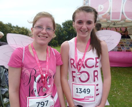Folkestone Race For Life - Medals