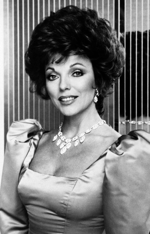 Joan Collins 1984
