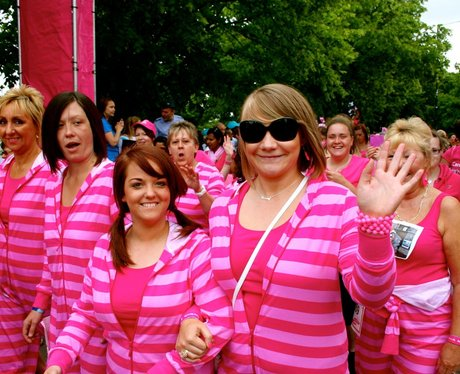 Race For Life Bedford From The Track 1