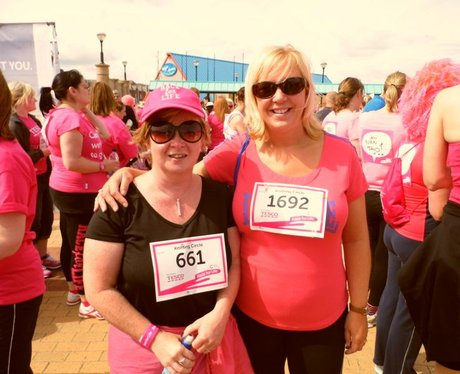 Race For Life Rhyl