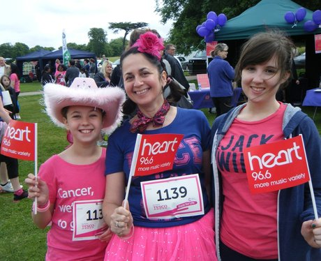Race for Life Watford - Pretty in Pink
