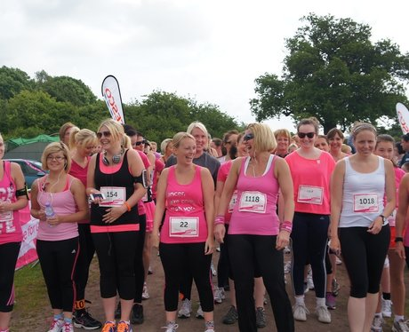 Redditch Race For Life - 2