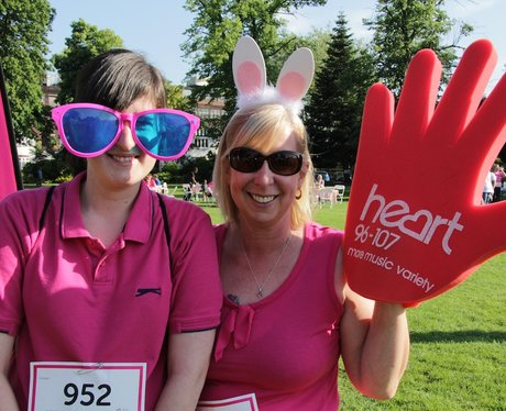 The Best Dressed at Wolverhampton Race for Life