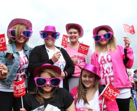 Luton Race for Life - Big Smiles