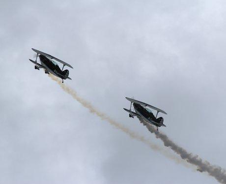 Old Buckenham Airshow