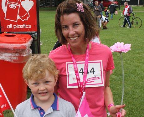 Race for Life Gloucester Post Race