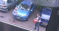 Ben & Kirsten Gunging car park