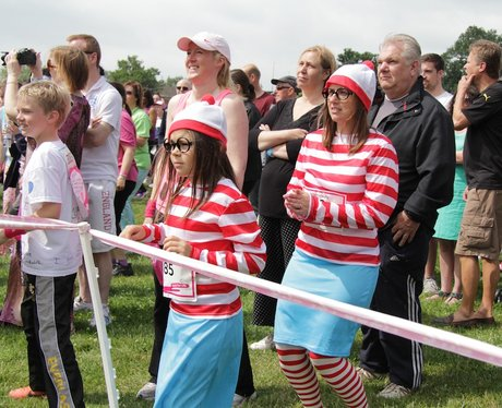 The best outfits at Race For Life Coventry!
