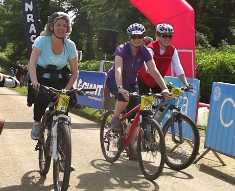 Cycletta at Woburn Abbey in Bedfordshire