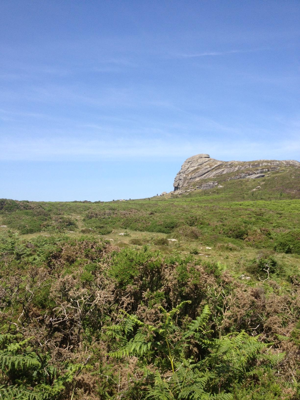 Haytor on Dartmoor scene of tragic deaths