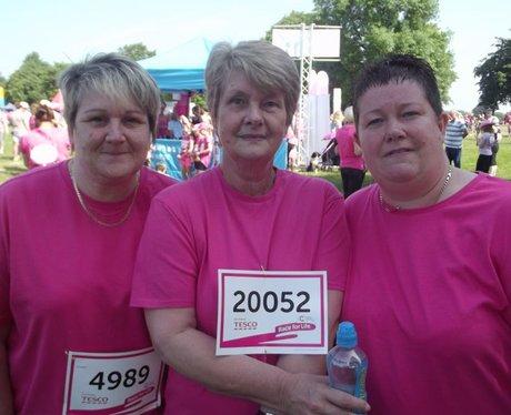 Race for Life Bristol 5k - Pre Race