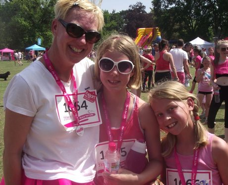 Race for Life Taunton - The Finishers