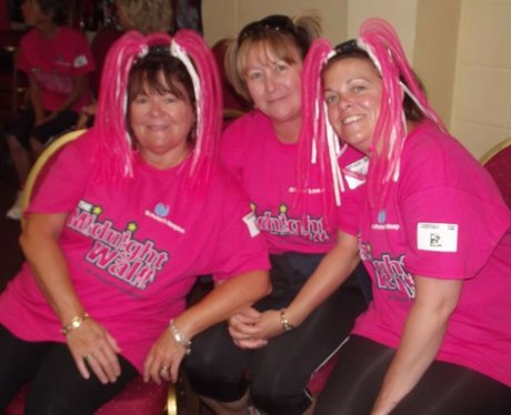 St Peters Hospice Midnight Walk