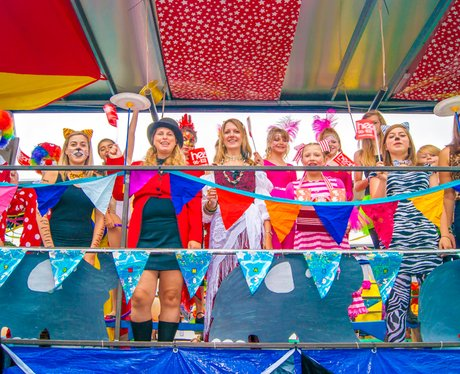 Stowmarket Carnival 2013