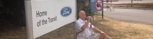 Ford Southampton bugle
