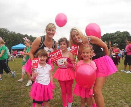 Race For Life Birkenhead 2013
