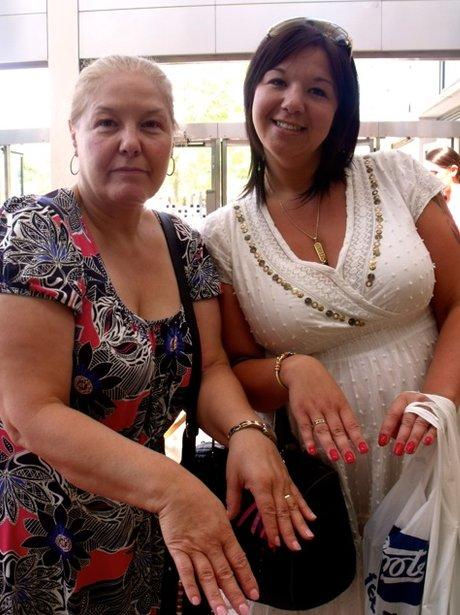 Whittlebury Hall Ladies Lounge Centre MK